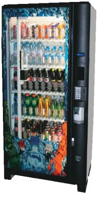 Drink Vending Machine Business