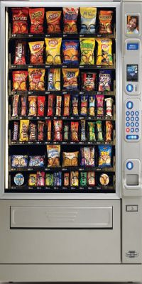 Snack Vending Machine Business